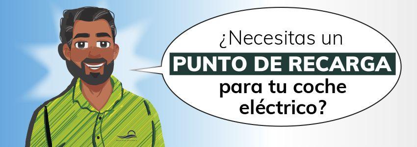 Juan Melón CEO Edeco necesitas un punto de recarga para tu coche eléctrico